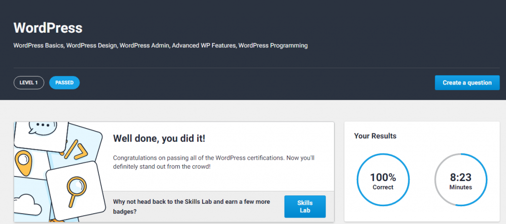 Freelancer WordPress Test Answers
