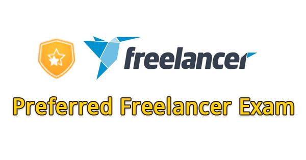 preferred-freelancer-exam